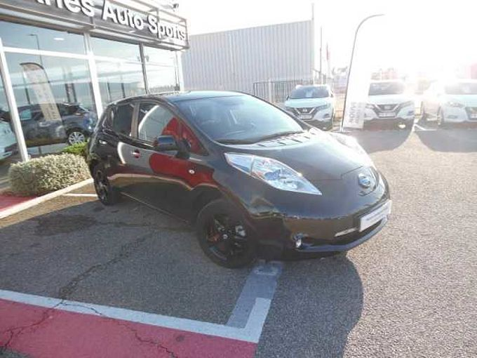 Nissan Leaf 109ch 30kWh Black Edition MY17