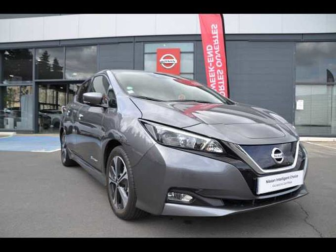 Nissan Leaf 150ch 40kWh N-Connecta 2018